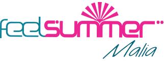 feel summer malia logo
