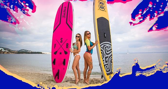SUP Boards Rentals 1