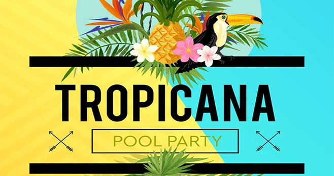 Tropicana Event Page Banner