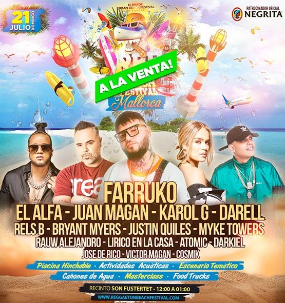 Reggaeton Beach Festival-magaluf