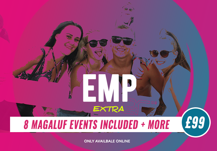 magaluf-99-event-package