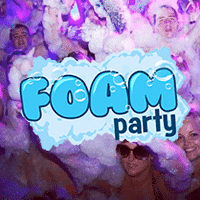 foam party magaluf