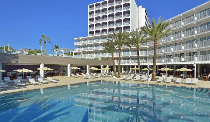 top magaluf hotels