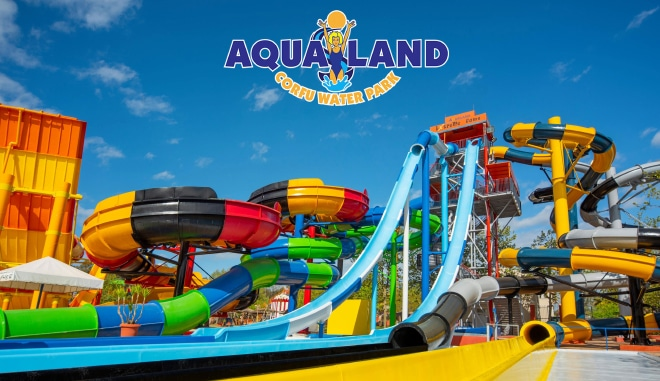 Aqualand KAVOS slider