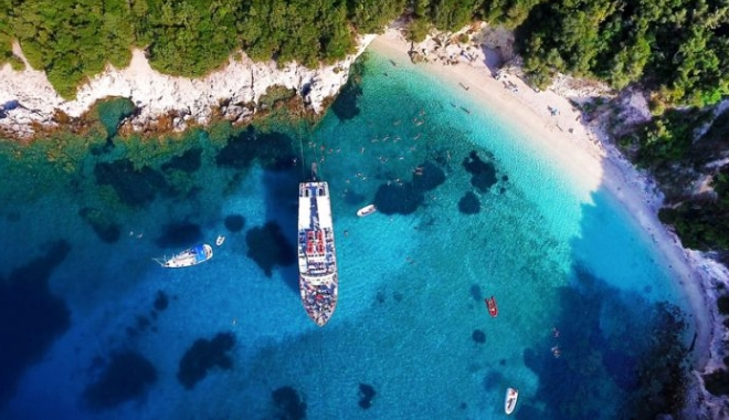 Blue Lagoon Cruise slider