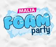 malia foam party