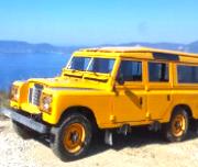 zante jeep safari