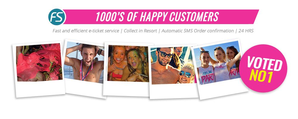 Happy Feelsummer Customers