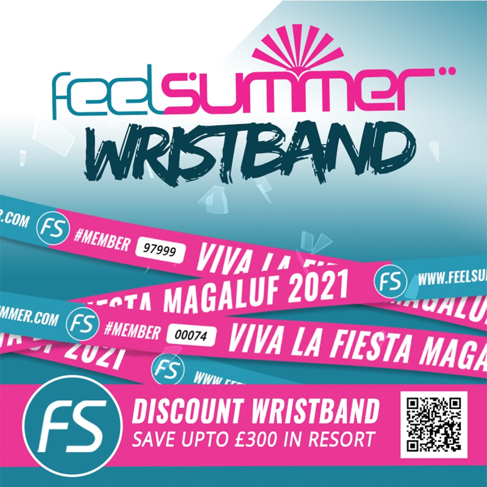 magaluf-discount-wristband