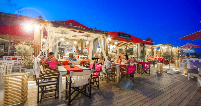 places to eat in Zante