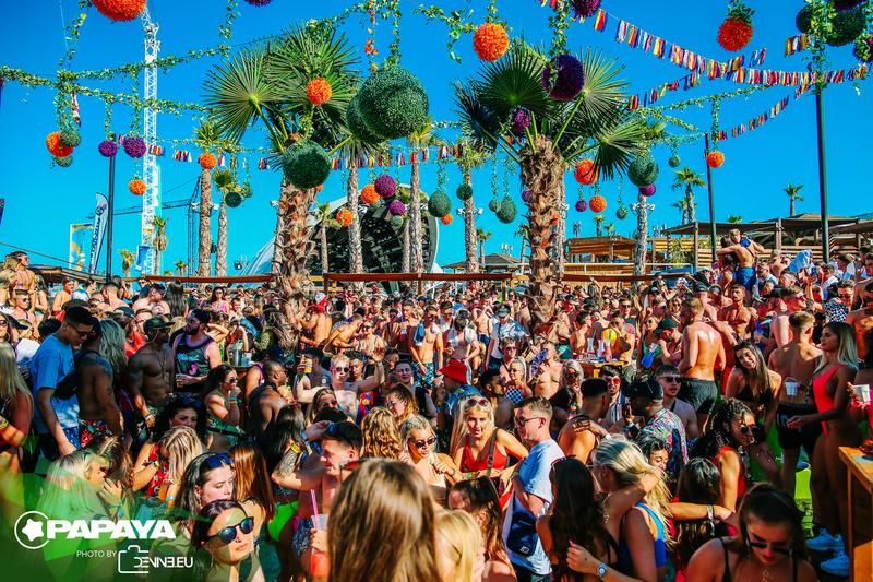 papaya-club-zrce-beach