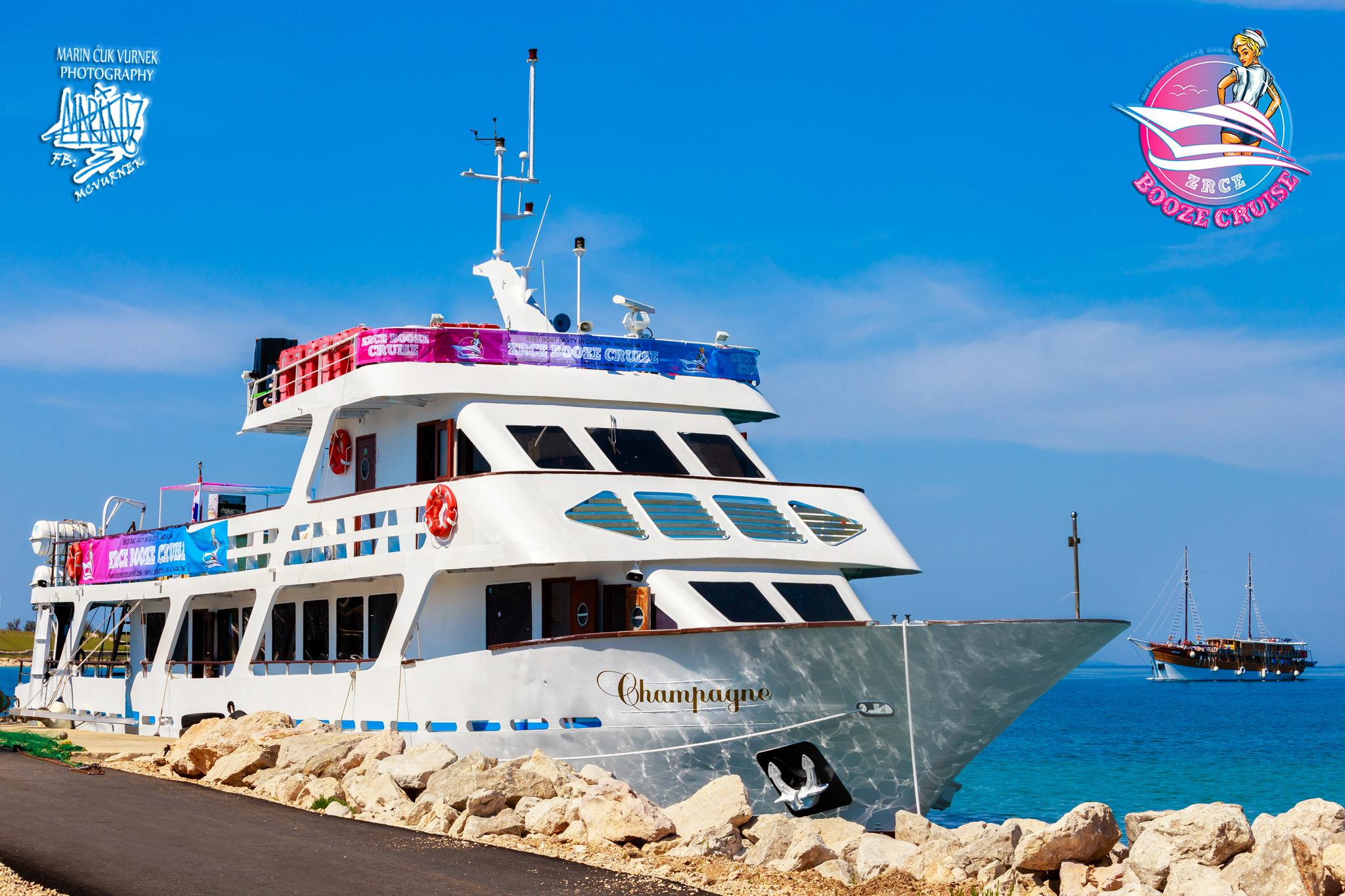 Zrce Booze Cruise