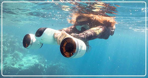 Underwater Sea Scooter 2